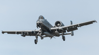82-0657 - Fairchild A-10C Thunderbolt II - United States - US Air Force (USAF)