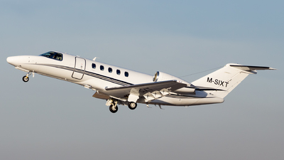 M-SIXT - Cessna 525 Citation CJ4 - Private