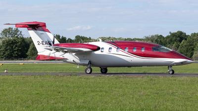 2-EASY - Piaggio P-180 Avanti II - Private