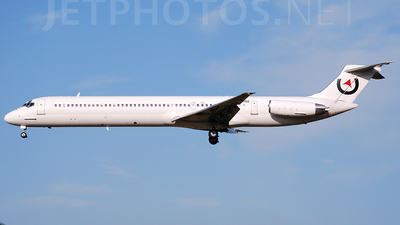 YR-HBE - McDonnell Douglas MD-83 - Medallion Air