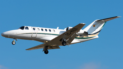 A picture of ECKES - Cessna 525A CitationJet CJ2 -  - © Enrique Rubira