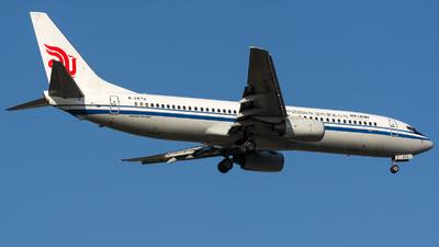 B-2670 - Boeing 737-89L - Air China Inner Mongolia