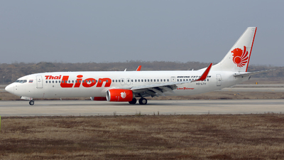 HS-LTH - Boeing 737-9GPER - Thai Lion Air
