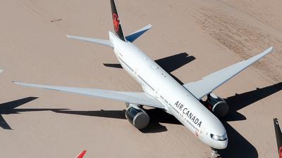 A picture of CFITU - Boeing 777333(ER) - Air Canada - © Daniel Dominguez