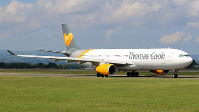 OY-VKI - Airbus A330-343 - Thomas Cook Airlines Scandinavia