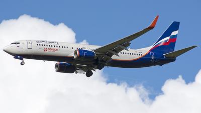 A picture of VPBKA - Boeing 7378LJ - Aeroflot - © SN7756