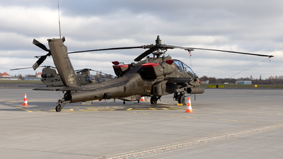 14-03027 - Boeing AH-64E Apache Guardian - United States - US Army