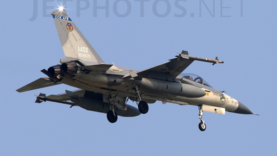 1452 - AIDC F-CK-1A Ching Kuo - Taiwan - Air Force