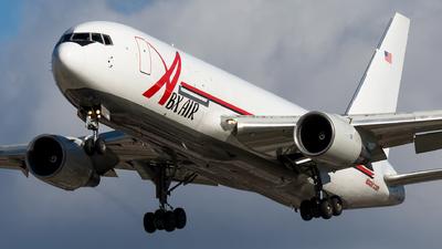 N750AX - Boeing 767-232(BDSF) - ABX Air
