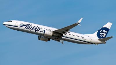 N307AS - Boeing 737-990 - Alaska Airlines