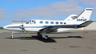 N441AD - Cessna 441 Conquest II - Private