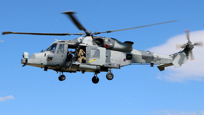 ZZ399 - Agusta-Westland AW-159 Wildcat AH.1 - United Kingdom - Army Air Corps