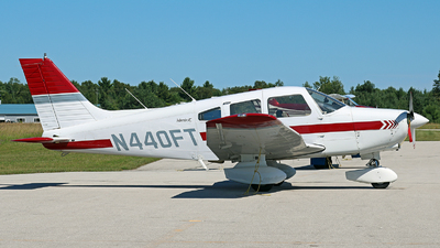 N440FT - Piper PA-28-161 Warrior II - Private
