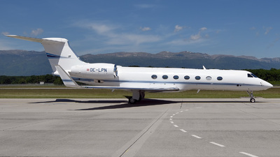 OE-LPN - Gulfstream G-V(SP) - Global Jet Austria