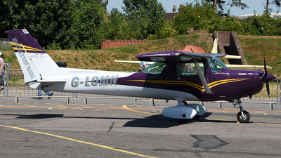 G-LOMN - Cessna 152 - North Weald Flight Training
