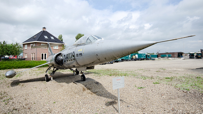D-8029 - Lockheed F-104G Starfighter - Netherlands - Royal Air Force