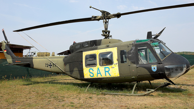 72-77 - Bell UH-1D Iroquois - Germany - Army