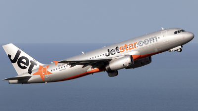 A picture of VHVGY - Airbus A320232 - Jetstar Airways - © Nathan Long