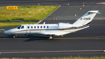 D-CNOB - Cessna 525B CitationJet 3 - Atlas Air Service