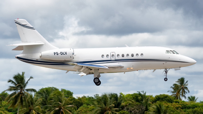 PS-OLV - Dassault Falcon 2000 - Private