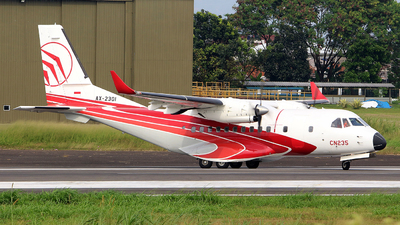 AX-2301 - IPTN CN-235-220 - Indonesian Aerospace