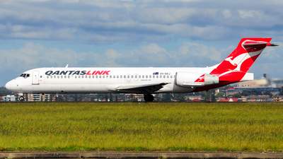 A picture of VHNXJ - Boeing 7172BL - QantasLink - © Jay Cheung