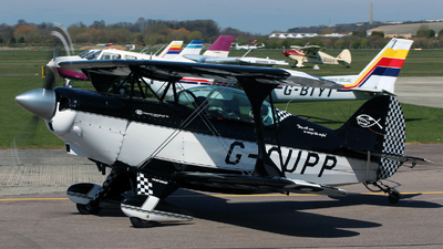 G-CUPP - Pitts S-2A Special - Private
