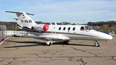 A picture of FHAJD - Cessna 525 CitationJet CJ1 -  - © Florian Resech