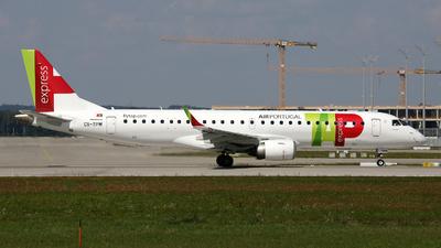 CS-TPW - Embraer 190-100LR - TAP Express
