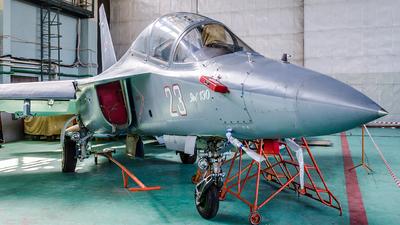 RF-44484 - Yakovlev Yak-130 - Russia - Air Force