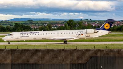 D-ACKG - Bombardier CRJ-900LR - Lufthansa Regional (CityLine)