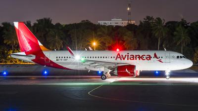PR-OBP - Airbus A320-251N - Avianca Brasil