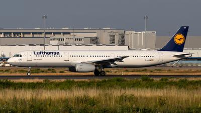 D-AIDW - Airbus A321-231 - Lufthansa
