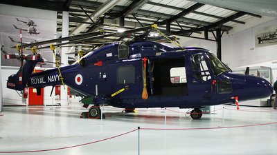 XZ699 - Westland Lynx HAS.2 - United Kingdom - Royal Navy