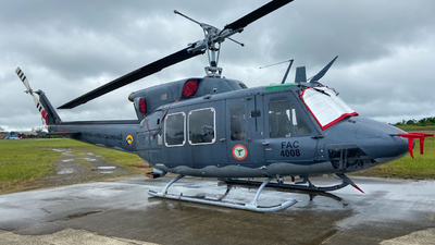 FAC4008 - Bell 212 - Colombia - Air Force