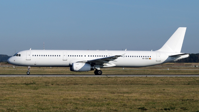 OO-SBA - Airbus A321-231 - VLM Airlines