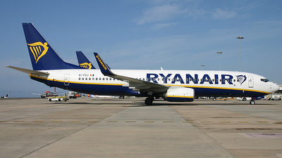 EI-FZJ - Boeing 737-8AS - Ryanair