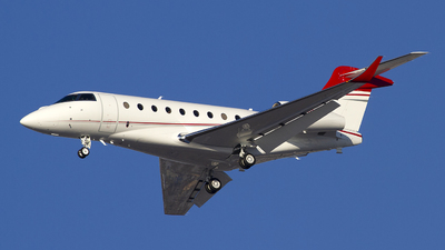 N686BE - Gulfstream G280 - Private