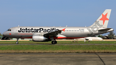 VN-A560 - Airbus A320-232 - Jetstar Pacific Airlines
