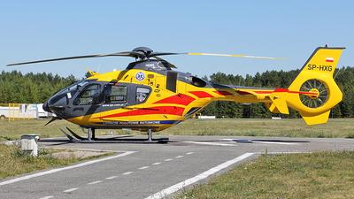 SP-HXG - Eurocopter EC 135T3 - Lotnicze Pogotowie Ratunkowe