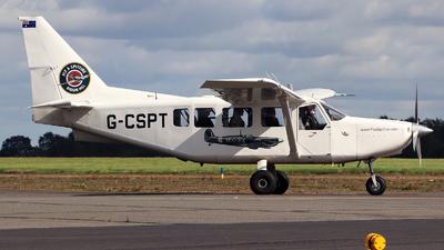G-CSPT - Gippsland GA-8 Airvan - Private