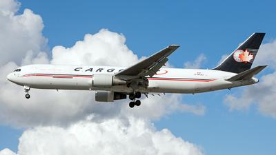 C-GYAJ - Boeing 767-35E(ER)(BCF) - Cargojet Airways