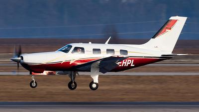 D-EHPL - Piper PA-46-350P Malibu Mirage - Private