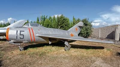 15 - Mikoyan-Gurevich MiG-15bis Fagot - Hungary - Air Force