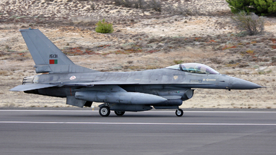 15131 - General Dynamics F-16AM Fighting Falcon - Portugal - Air Force