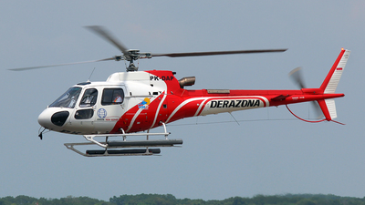 PK-DAP - Airbus Helicopters H125 - Derazona