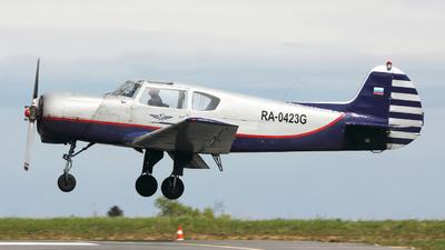 RA-0423G - Yakovlev Yak-18T - Private