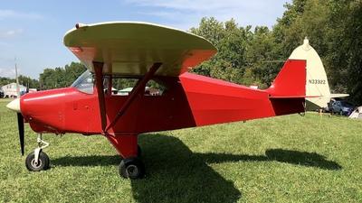 N3332Z - Piper PA-22-160 Tri-Pacer - Private