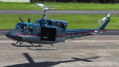 MSP028 - Bell UH-1N Iroquois - Costa Rica - Ministry of Public Security
