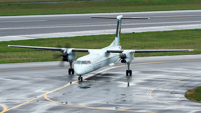 C-GGMI - Bombardier Dash 8-Q402 - Air Canada Express (Jazz Aviation)